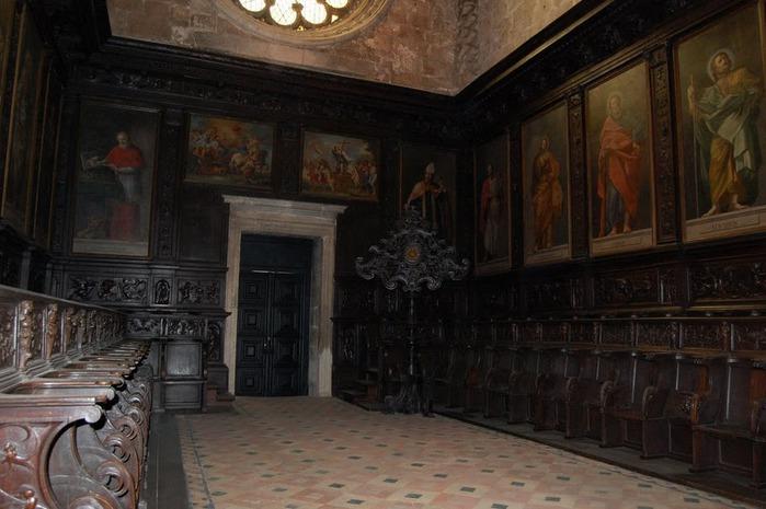 Монастырь Жеронимуш - жемчужина Португалии . 43207