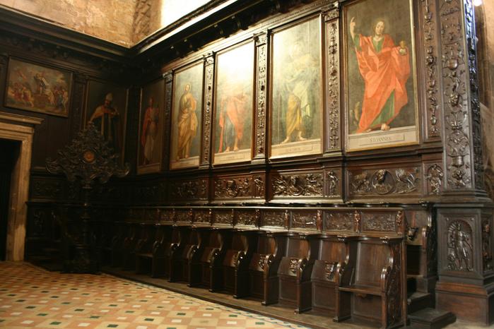 Монастырь Жеронимуш - жемчужина Португалии . 24611