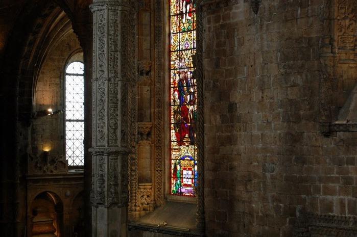 Монастырь Жеронимуш - жемчужина Португалии . 91912