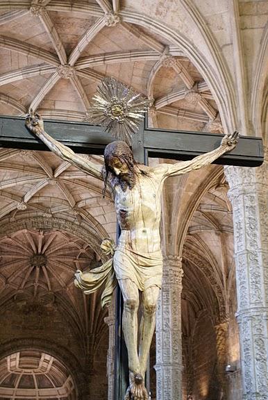 Монастырь Жеронимуш - жемчужина Португалии . 50842