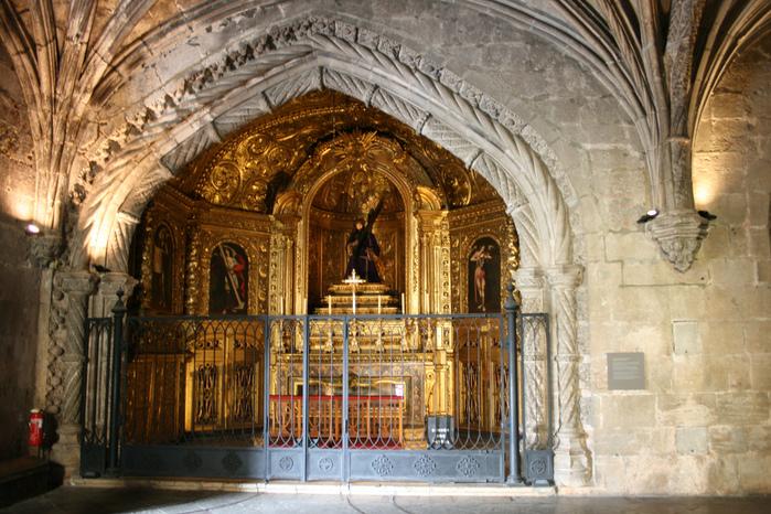 Монастырь Жеронимуш - жемчужина Португалии . 43835