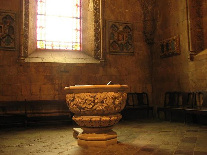 Монастырь Жеронимуш - жемчужина Португалии . 28652