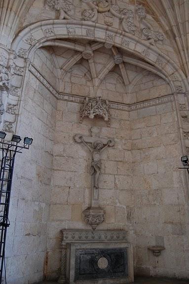 Монастырь Жеронимуш - жемчужина Португалии . 80912