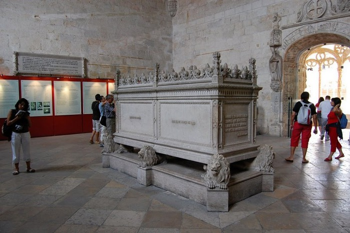 Монастырь Жеронимуш - жемчужина Португалии . 91813