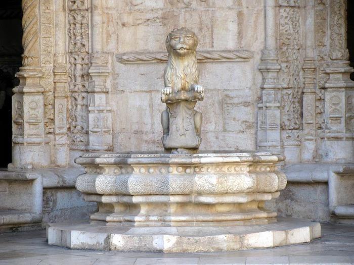 Монастырь Жеронимуш - жемчужина Португалии . 92692