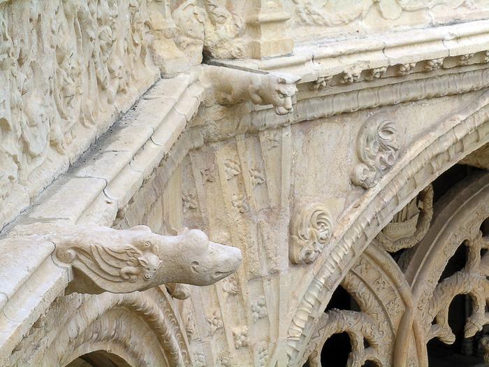 Монастырь Жеронимуш - жемчужина Португалии . 67434