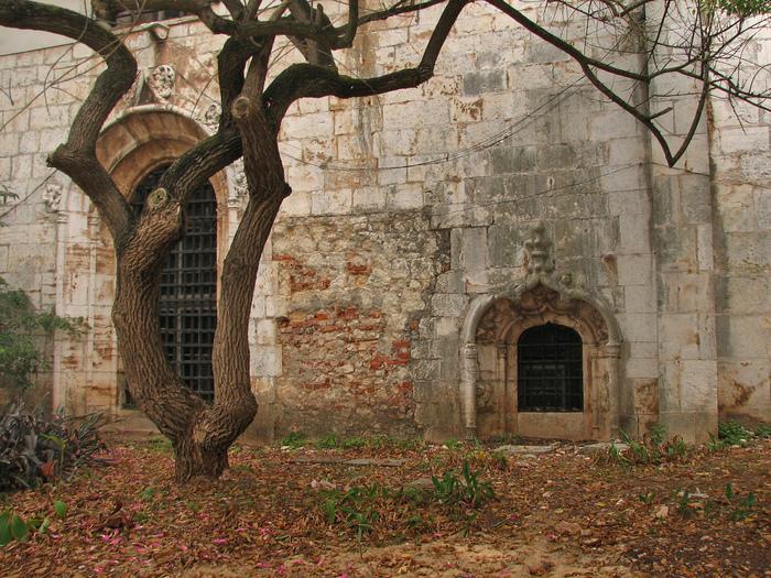 Монастырь Жеронимуш - жемчужина Португалии . 22101