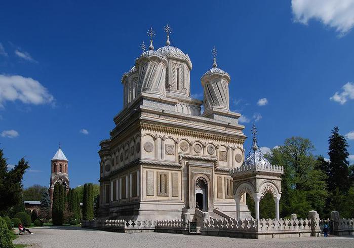 Монастырь Куртя де Арджеш (Румыния) 59012
