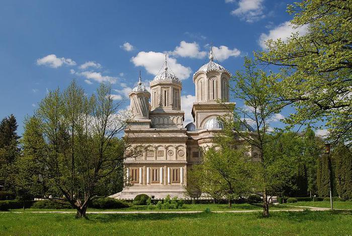 Монастырь Куртя де Арджеш (Румыния) 65673