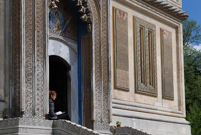 Монастырь Куртя де Арджеш (Румыния) 52627