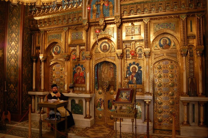 Монастырь Куртя де Арджеш (Румыния) 22417