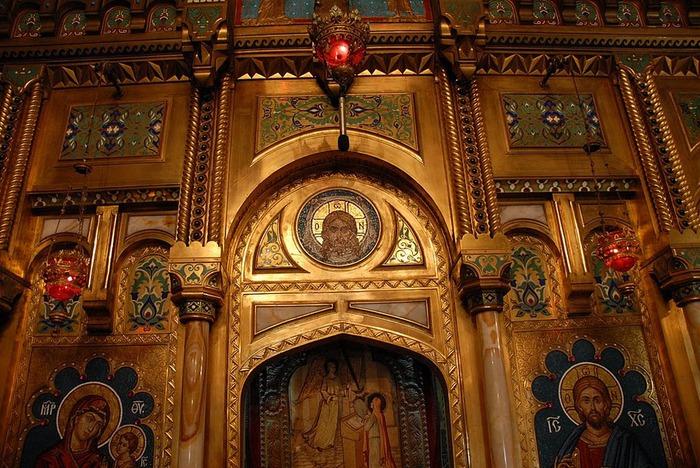 Монастырь Куртя де Арджеш (Румыния) 99352