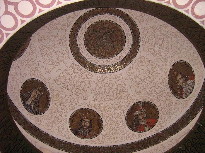 Монастырь Куртя де Арджеш (Румыния) 87530