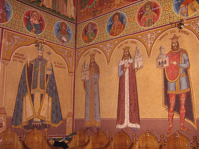 Монастырь Куртя де Арджеш (Румыния) 98316