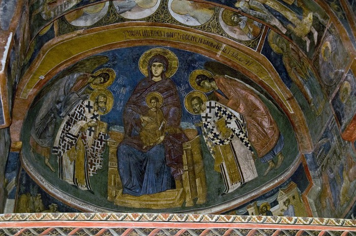 Монастырь Куртя де Арджеш (Румыния) 71879