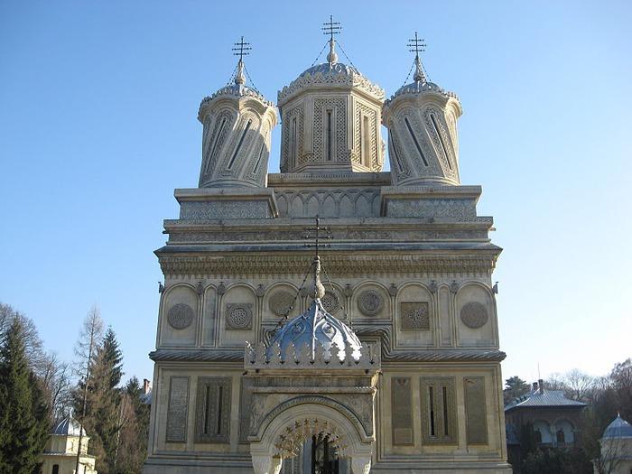 Монастырь Куртя де Арджеш (Румыния) 73457