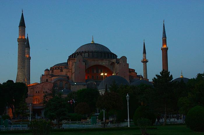 Софийский собор (Hagia Sophia) 35601