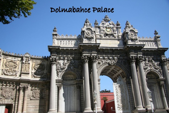 Dolmabahce Palace / Дворец Долмабахче (Стамбул) 71042