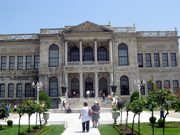 Dolmabahce Palace / Дворец Долмабахче (Стамбул) 32621
