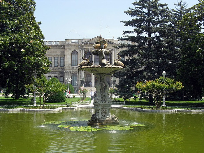 Dolmabahce Palace / Дворец Долмабахче (Стамбул) 88935