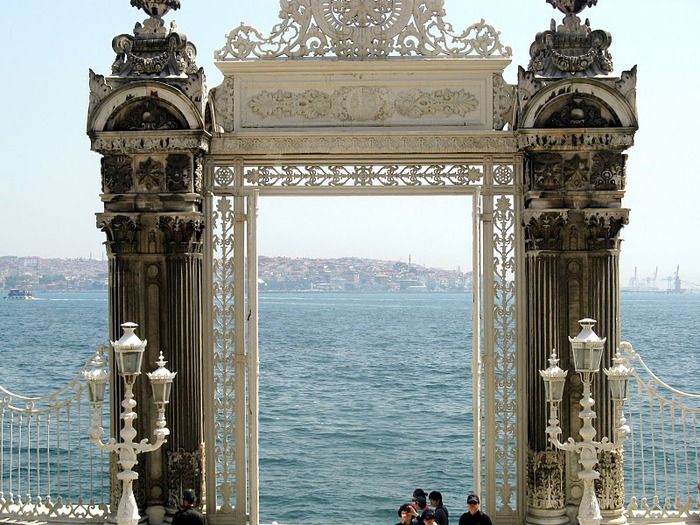 Dolmabahce Palace / Дворец Долмабахче (Стамбул) 20075