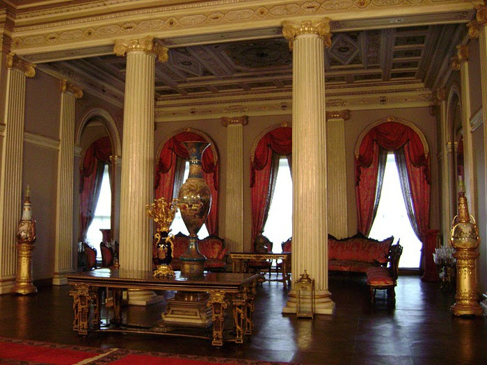 Dolmabahce Palace / Дворец Долмабахче (Стамбул) 55659