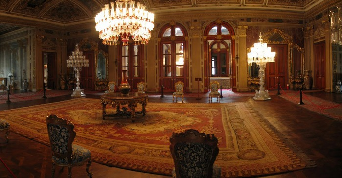 Dolmabahce Palace / Дворец Долмабахче (Стамбул) 16676