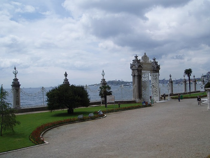 Dolmabahce Palace / Дворец Долмабахче (Стамбул) 42705