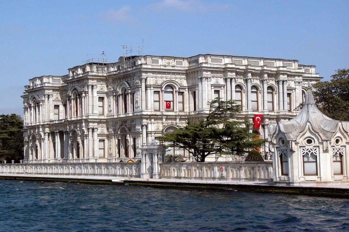 Дворец Бейлербеи (Beylerbeyi Palace) 57442
