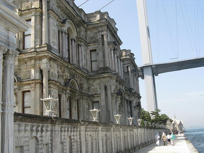 Дворец Бейлербеи (Beylerbeyi Palace) 35568