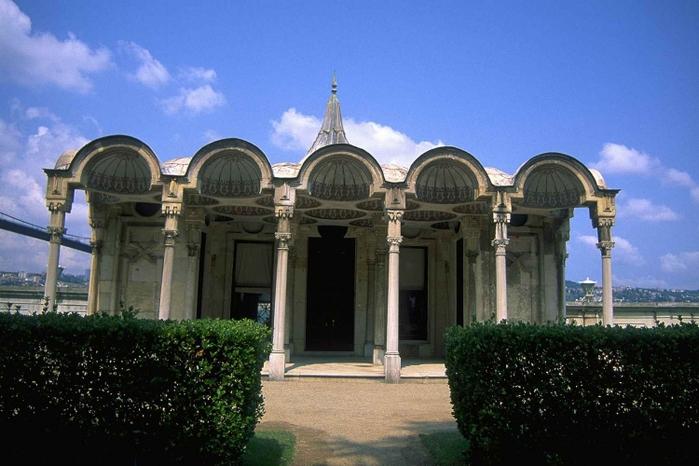 Дворец Бейлербеи (Beylerbeyi Palace) 50394