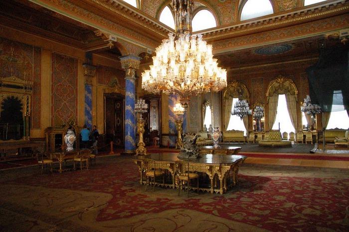 Дворец Бейлербеи (Beylerbeyi Palace) 13701