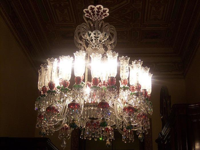 Дворец Бейлербеи (Beylerbeyi Palace) 44274