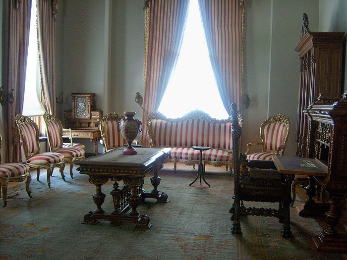 Дворец Бейлербеи (Beylerbeyi Palace) 48534