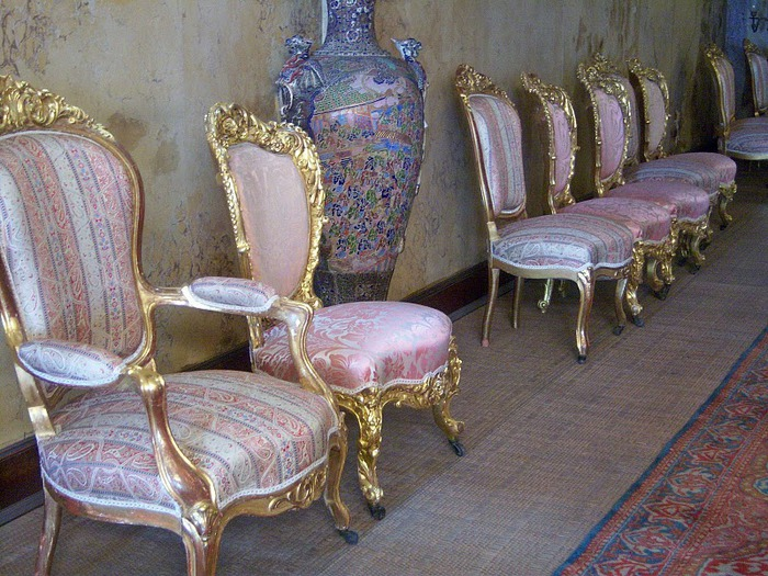 Дворец Бейлербеи (Beylerbeyi Palace) 25731