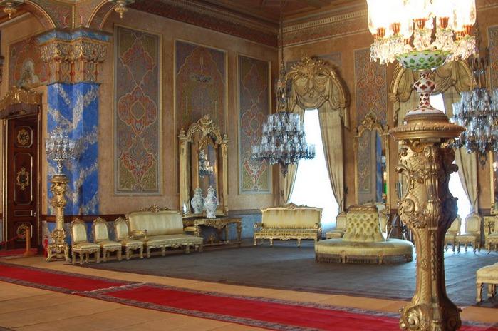 Дворец Бейлербеи (Beylerbeyi Palace) 59313