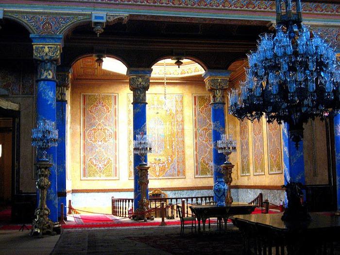 Дворец Бейлербеи (Beylerbeyi Palace) 97075