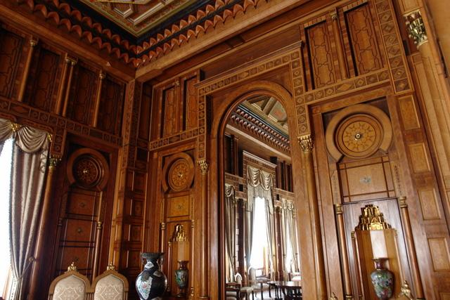 Дворец Бейлербеи (Beylerbeyi Palace) 40968