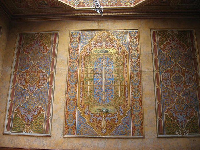 Дворец Бейлербеи (Beylerbeyi Palace) 98319