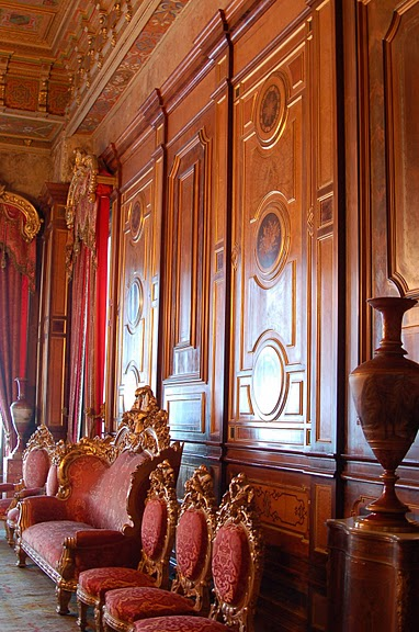 Дворец Бейлербеи (Beylerbeyi Palace) 42487