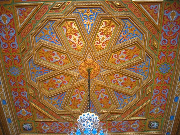 Дворец Бейлербеи (Beylerbeyi Palace) 35384