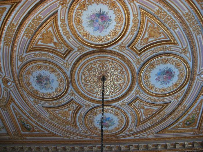Дворец Бейлербеи (Beylerbeyi Palace) 55827