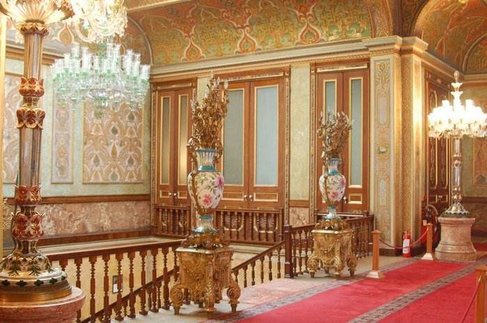 Дворец Бейлербеи (Beylerbeyi Palace) 89859