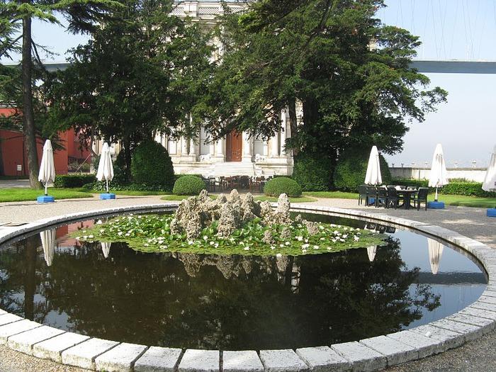 Дворец Бейлербеи (Beylerbeyi Palace) 60507