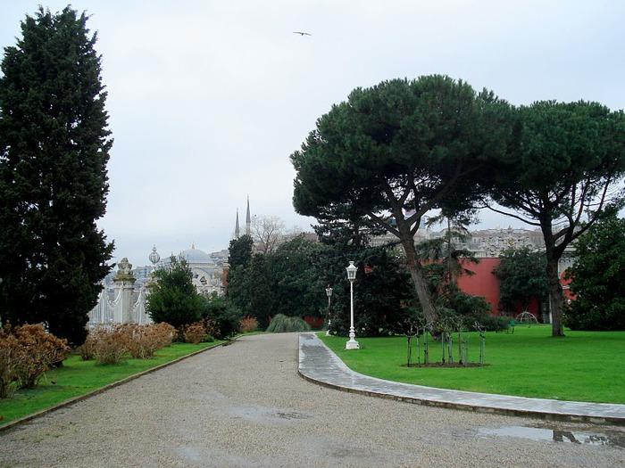 Дворец Бейлербеи (Beylerbeyi Palace) 49632