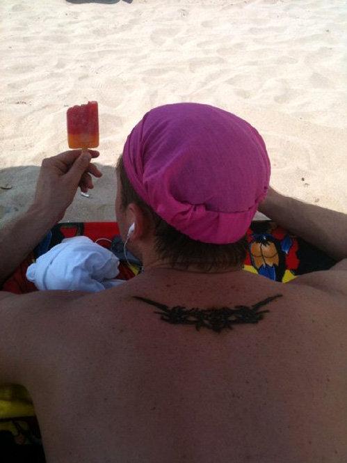неудачная татуировка сергея лазарева