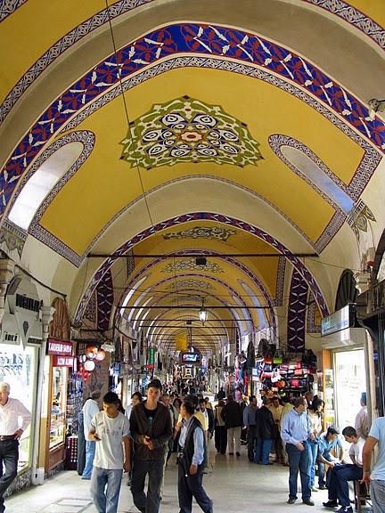 Гранд Базар в Стамбуле (Grand Bazaar Istanbul) 86920