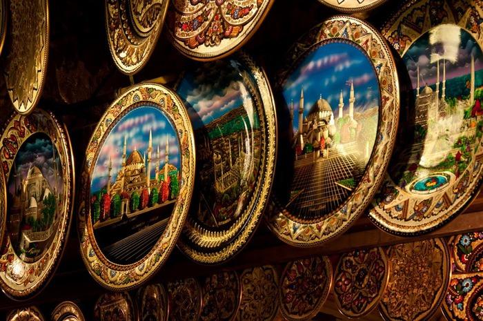 Гранд Базар в Стамбуле (Grand Bazaar Istanbul) 62903