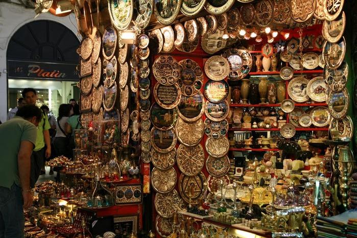 Гранд Базар в Стамбуле (Grand Bazaar Istanbul) 50107