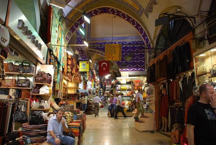 Гранд Базар в Стамбуле (Grand Bazaar Istanbul) 12311